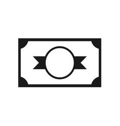 Money cash bill vector