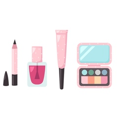 Cosmetics one vector