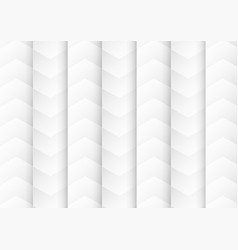 abstract white and grey background for template vector image