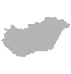 high quality map vector image