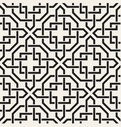 seamless ethnic pattern ancient abstract texture vector image