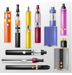 Vapor vaping device and modern vaporizer e vector