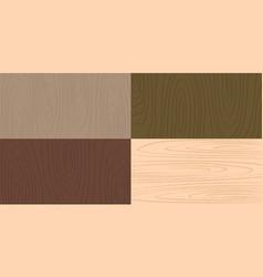 Wooden background flat design vector