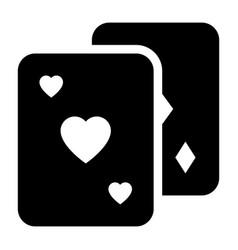Heart cards vector