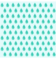 background of raindrops eps vector image