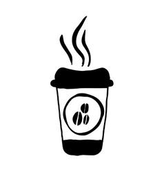 Coffee icon image vector