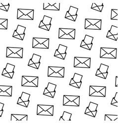 Line e-mail communication document message vector