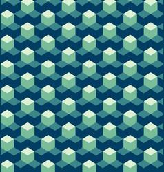 Sea cube vector