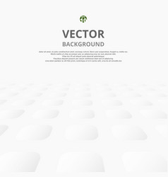 abstract of circle shape pattern with shadow vector image