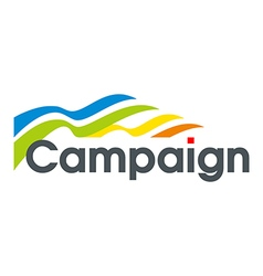 Campaign travel journey trip walking vector