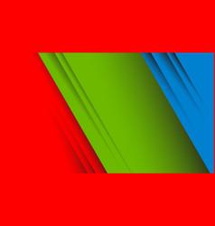 Modern abstract bg vector
