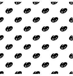 paint pallete pattern seamless vector image