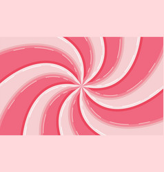 Swirl candy background vector