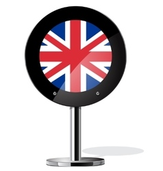 British Sign concept sign vector image vector image