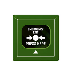 Device emergency exit vector