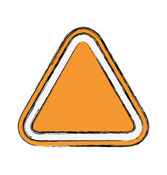 Empty attention sign vector