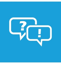 Answering question symbol vector