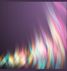 Digital glith futuristic effect vector