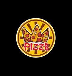 Pizza3logocdr vector