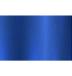 Blue metallic radial gradient with scratches vector