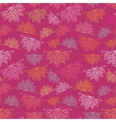 Pink abstract pattern vector image