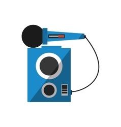 Sound element icon design vector