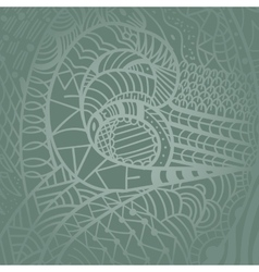 Drawing decorative Snake Background vector