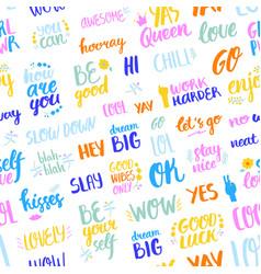 Phrases vector