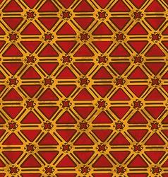 Ethnic tribal geometric seamless pattern vector