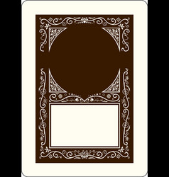 Playing Card vector