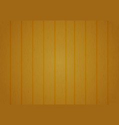 cartoon background with wooden boards vector image