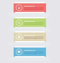 Banners Infographic vector