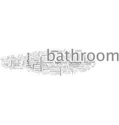 Bathroom from over the moon part two vector