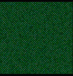 Green seamless pentagram star pattern background vector