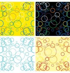 bubbles vector image vector image