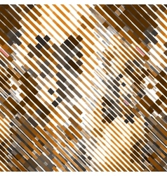 Abstract background with thin diagonal sticks vector