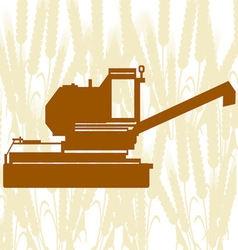 Combine Harvester 5 vector