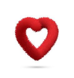 symbol love vector image