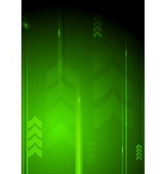 technical backdrop vector image vector image