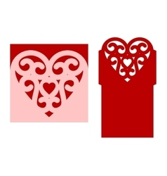 wedding laser cut vector image