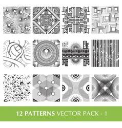 Pattern Pack 1 vector