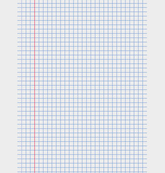 Realistic blank sheets of vector