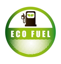 Eco fuel vector