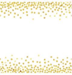 gold dot2-1 vector image