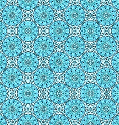 Seamless pattern of mosaic vector