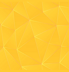 solar triangle pattern vector image