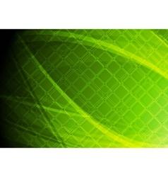 Vibrant tech backdrop vector