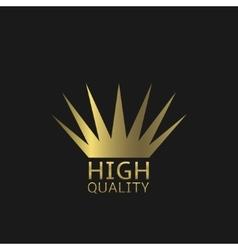 High quality symbol vector image