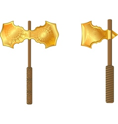 golden Axe vector image