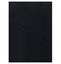 Black paper watercolor texture in vertical format vector